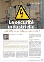« La sécurité est-elle un art du compromis ? », un article de René Amalberti