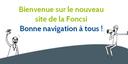 Bienvenue sur le nouveau site Internet de la Foncsi !