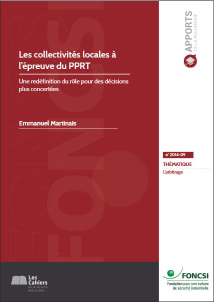 Nouveau Cahier sur les collectivités locales et le PPRT