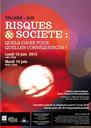 Colloque « Risque et société » à Albi