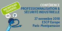 Conférence « Professionnalisation », les inscriptions sont ouvertes !