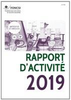 Découvrez le rapport d'activité 2019 de la Foncsi