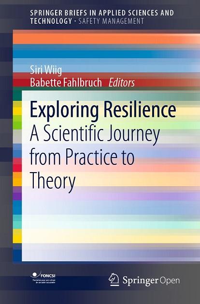 Le livre « Exploring Resilience » téléchargé 100 mille fois !