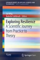La Foncsi publie un nouvel ouvrage chez Springer sur la résilience