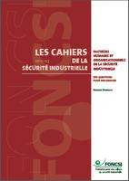Nouveau Cahier : « Les FHO de la sécurité industrielle, des questions pour progresser »