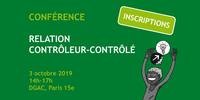Découvrez le programme de la conférence « Contrôleur-contrôlé » et inscrivez-vous !