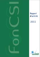 Publication du rapport d'activité 2011