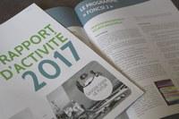 Le rapport d'activité 2017 de la Foncsi est en ligne