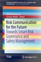 « Risk Communication for the Future », le 3e livre de la Foncsi chez Springer