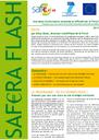 Saf€ra Flash, une newsletter pour suivre le programme européen