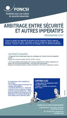 Présentation_Programme_arbitrage