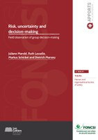 A field study of group decision-making in health care