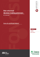 Overview of risk-informed decision-making processes