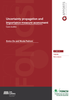 Case studies in uncertainty propagation and importance measure assessment