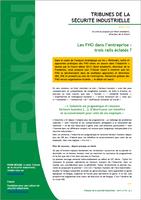 Les FHO dans l'entreprise : trois rails éclatés ?